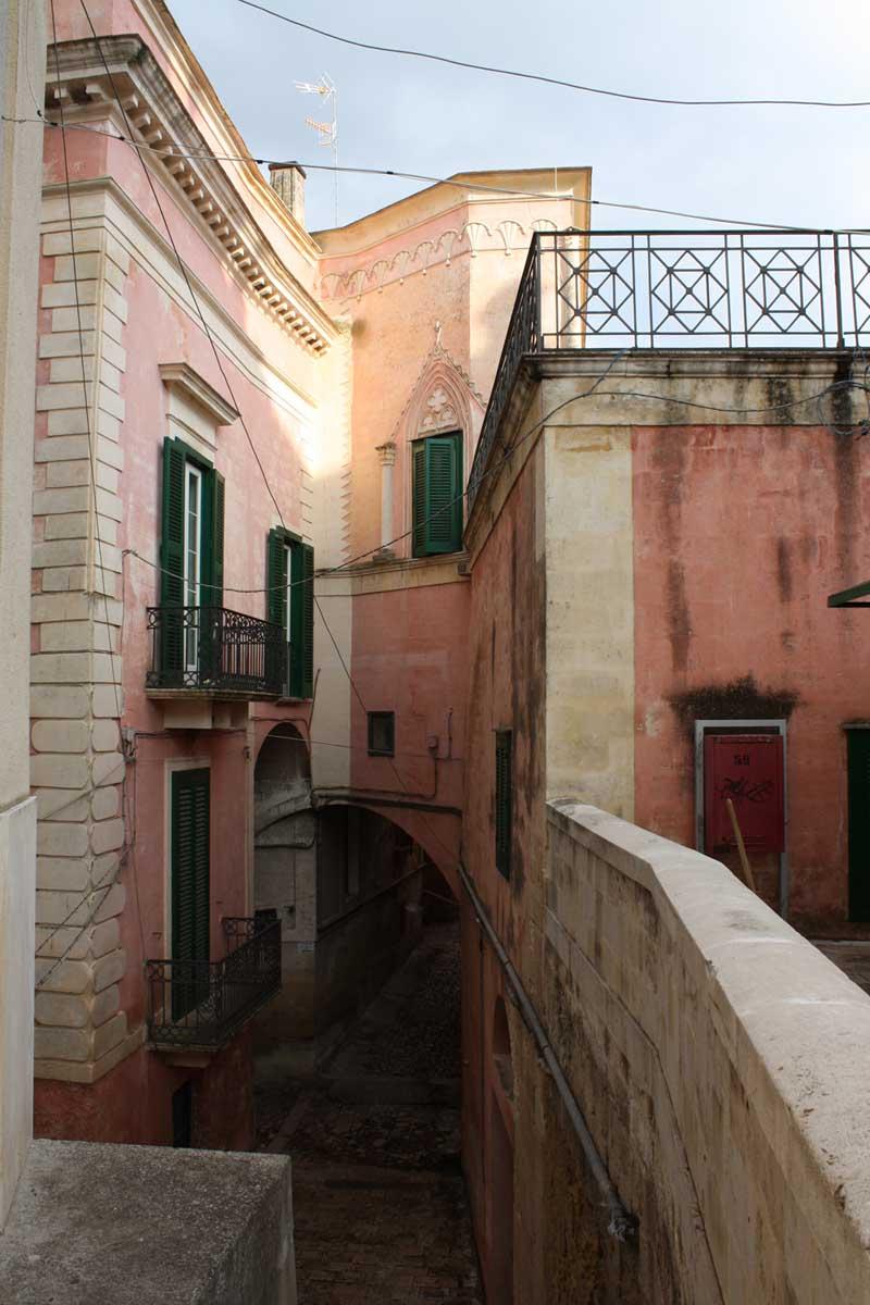 Una casa storica nei sassi di matera radici e tradizioni for Piccoli piani di casa storica