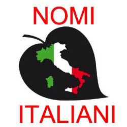 Names Italy