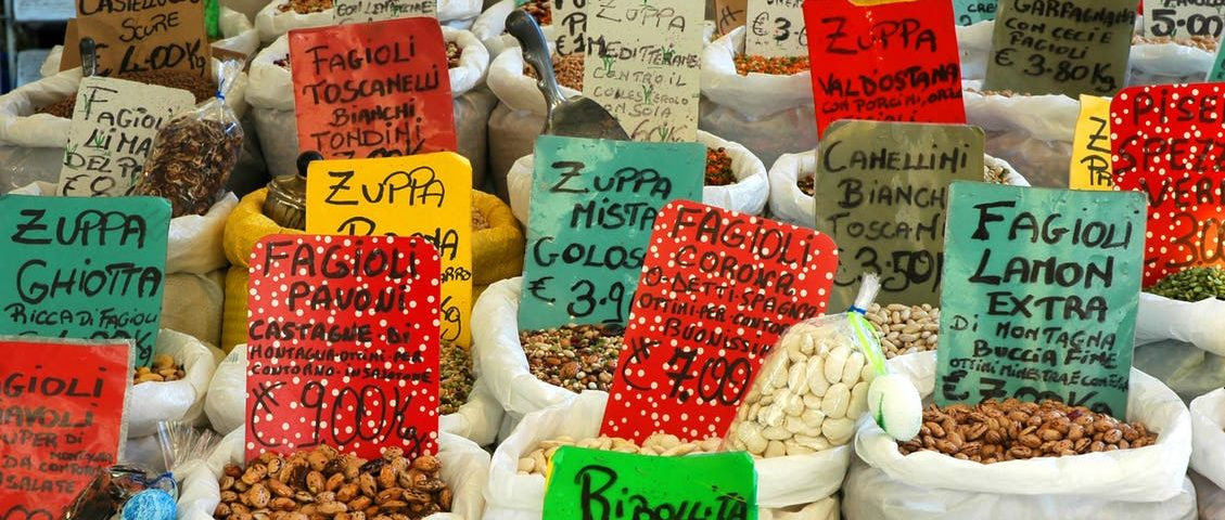 Italian language in the world - Italian Side