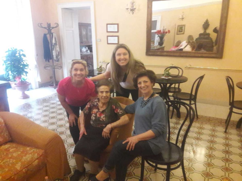 living relatives in Italy